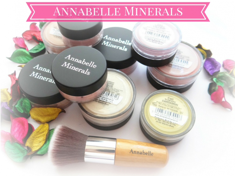 Mineral cosmetics are the best! Matte foundation Annabelle Minerals