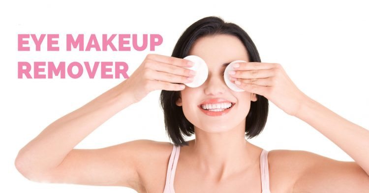 Delicate matter – How to perform eye make-up removal?