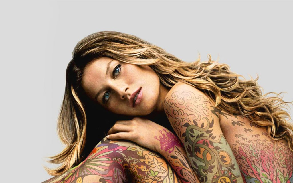 Think before you do. All you need to know about tattoo. 1