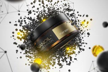 nanoil keratin for damaged hair